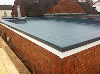 fibreglass roof and fascia